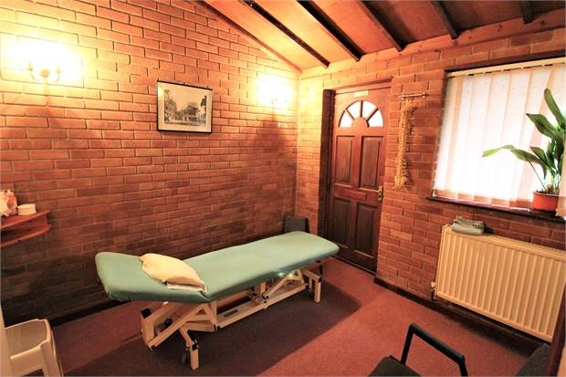 Room Two (currently used a consulting room)