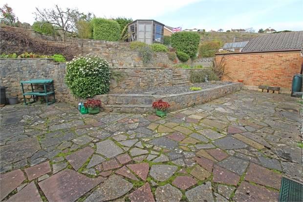 Split Level Rear Garden