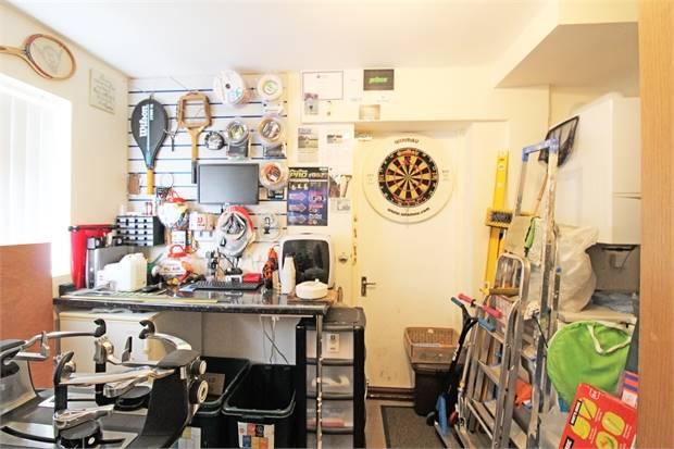 Work Area (converted garage)