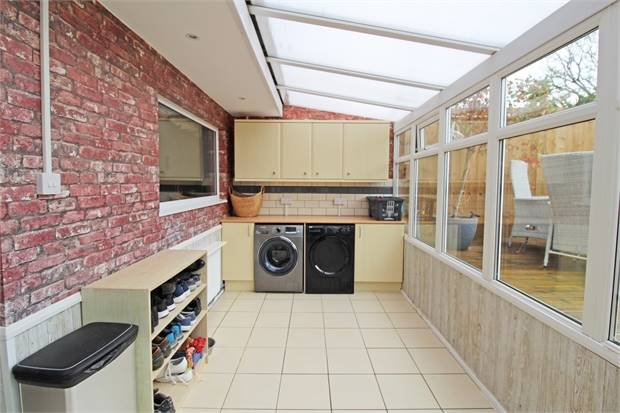 Conservatory/Utility Room