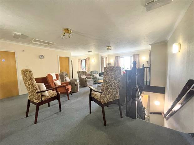 Communal Residential Lounge