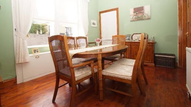 Third Bedroom/Dining room